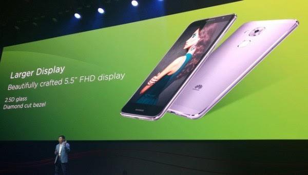 399欧元10月开售 华为Nova/Nova Plus发布的照片 - 5
