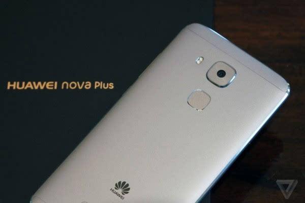 399欧元10月开售 华为Nova/Nova Plus发布的照片 - 23