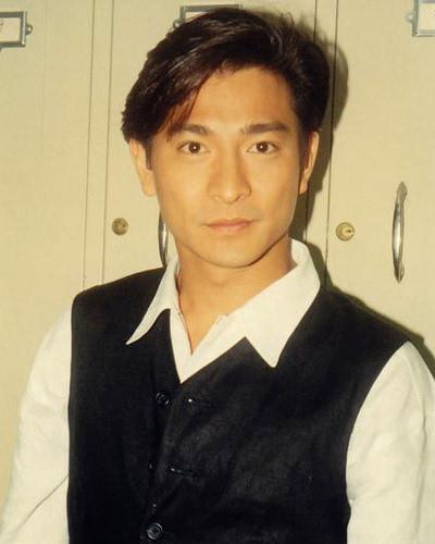 刘德华50 帅气依旧 沉稳玩酷天王范儿