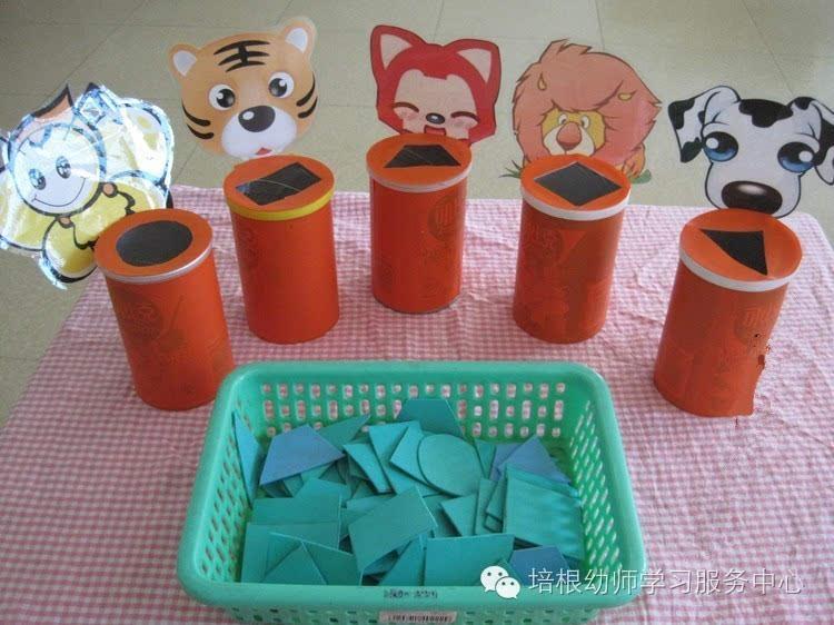 幼儿园区域活动中益智游戏材料投放的反思——以在甘肃省山丹县幼