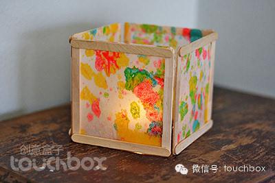 [中秋节]幼儿园中秋节创意手工灯笼制作图片