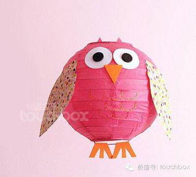 [中秋节]幼儿园中秋节创意手工灯笼制作