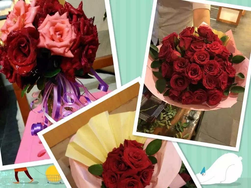 [活动]盘龙湾温泉玫瑰花盛开,快来采摘,diy玫瑰花束!