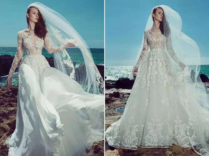 别后悔,收集的全世界最美婚纱品牌