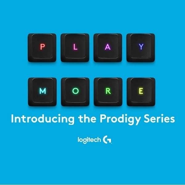 罗技发布Prodigy系列G403鼠标/G213 RGB键盘/G231耳机新品的照片 - 1