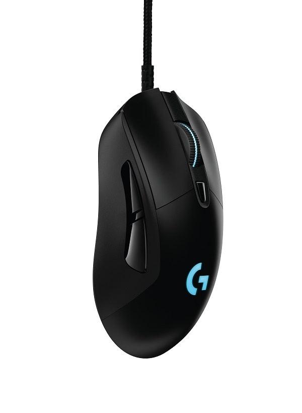 罗技发布Prodigy系列G403鼠标/G213 RGB键盘/G231耳机新品的照片 - 3