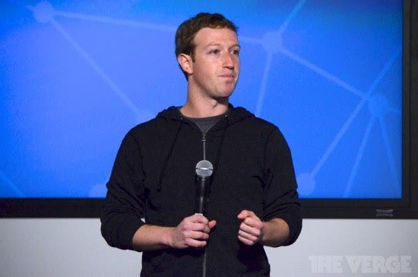 Facebook首颗卫星被炸毁 小扎联接世界雄心受挫的照片