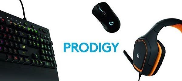 罗技发布Prodigy系列G403鼠标/G213 RGB键盘/G231耳机新品的照片 - 8