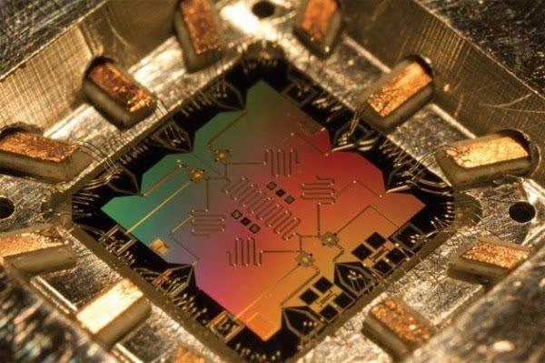 谷歌或于明年公布全球最强大量子计算机的照片