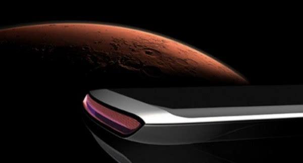 配置太科幻 新款图灵手机欲将未来变成现实的照片 - 1
