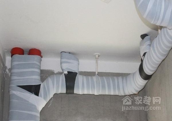 卫生间下水管道怎么验收?下水管道验收规范