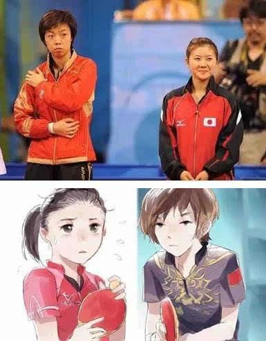 最爱哪个奥运明星