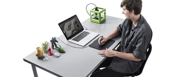 Wacom推出Intuos 3D:10月上市、售价199.95美元的照片 - 1