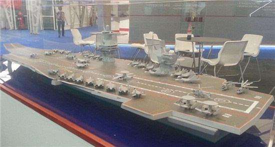 重磅消息!中国竟从这国搞到了核航母图纸