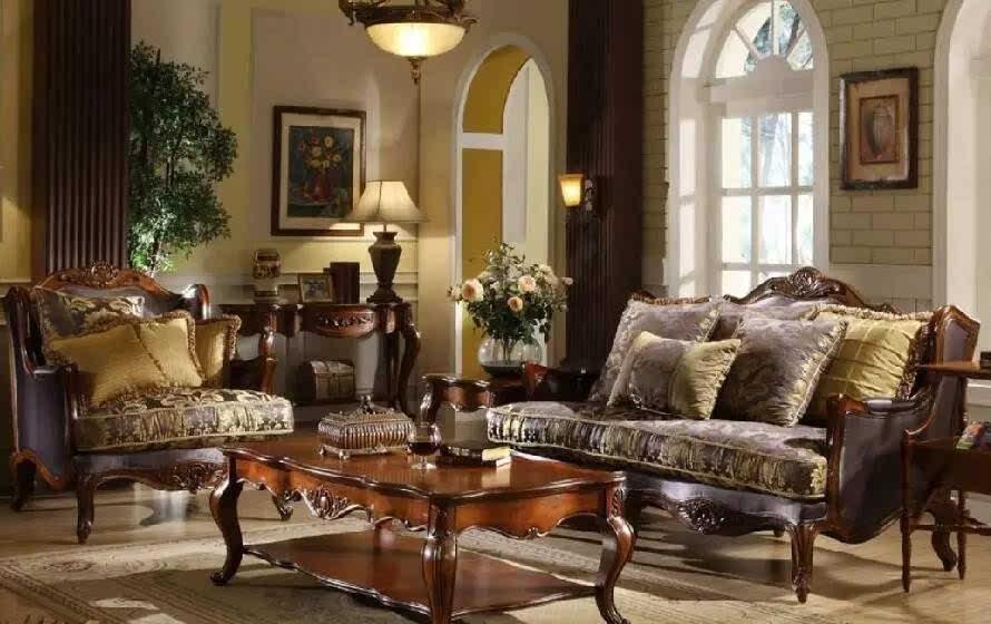 美式家具和欧式家具的区别1—元素