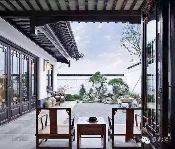 新中式庭院,世界上最风雅的院子图片