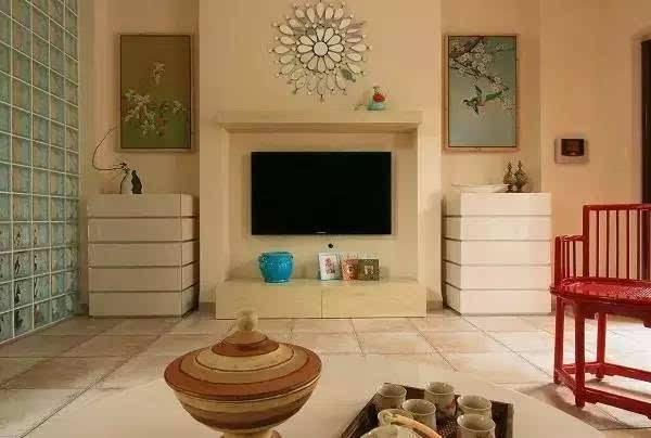电视背景墙设计,分分钟变焦点