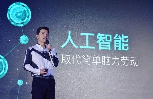 李彦宏:企业家做事情要把握好时机的照片