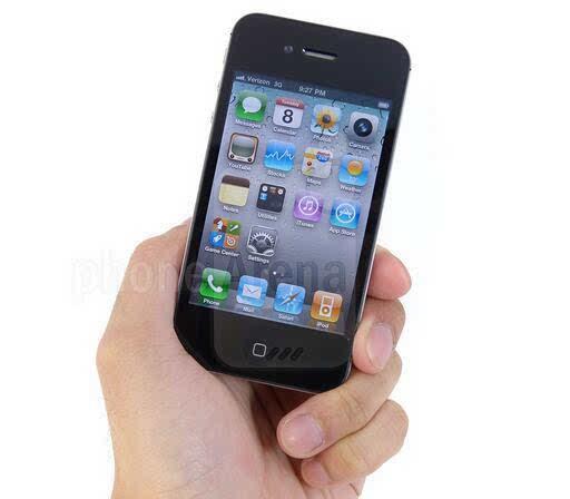 苹果本月将完全终止iPhone 4硬件支持的照片