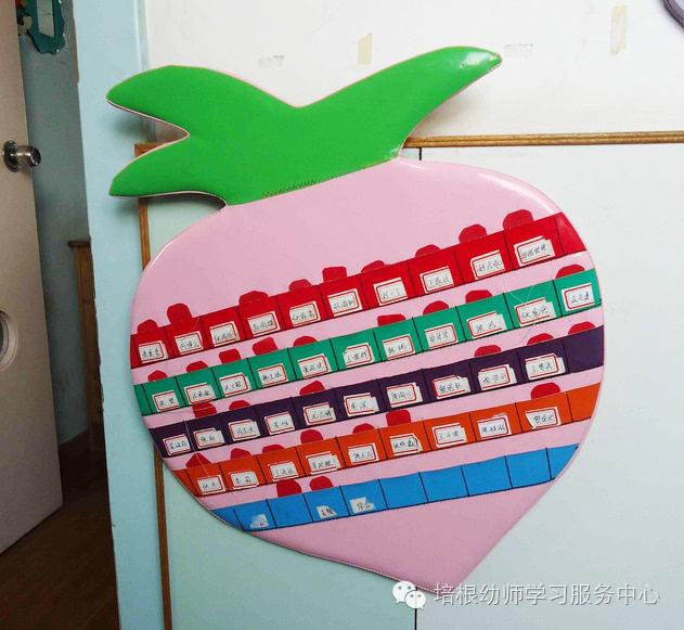 幼儿园表扬栏图片手工制作