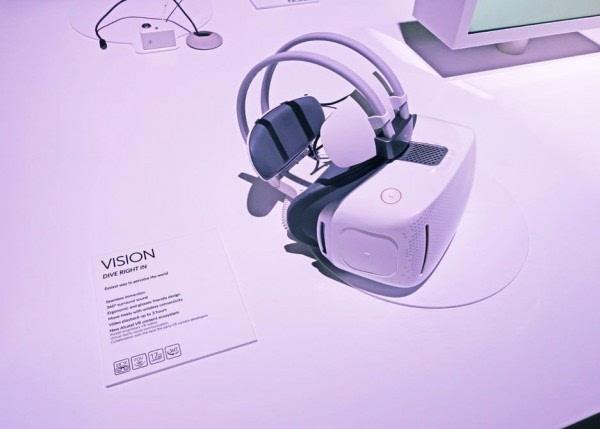 自成一派 Vision VR不连其他设备也能用的照片 - 1