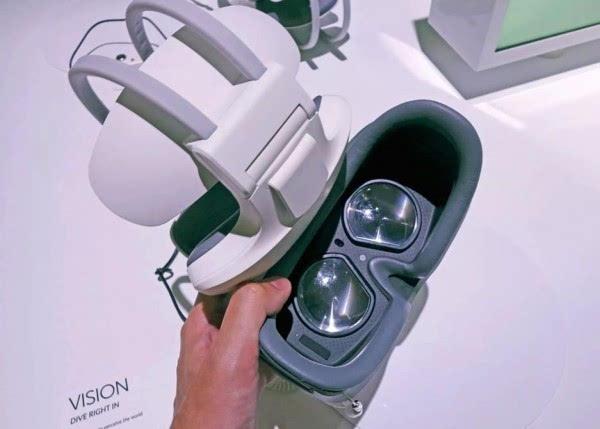 自成一派 Vision VR不连其他设备也能用的照片 - 2