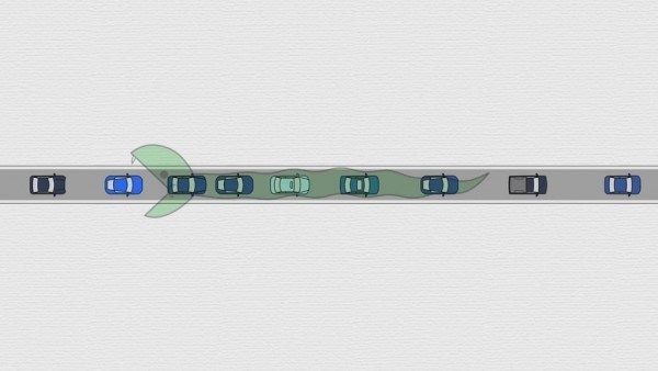 交通堵塞怎么办 交给无人驾驶去解决的照片 - 3