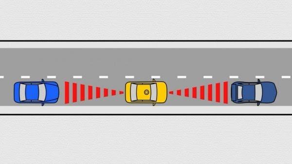 交通堵塞怎么办 交给无人驾驶去解决的照片 - 4