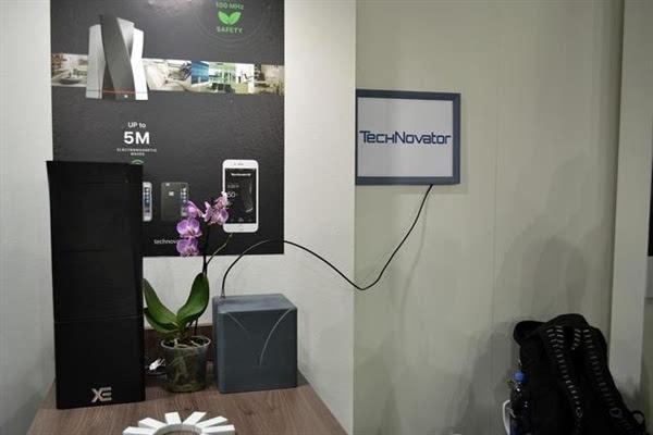 真·无线充电问世 距离5米隔空充电的照片 - 2