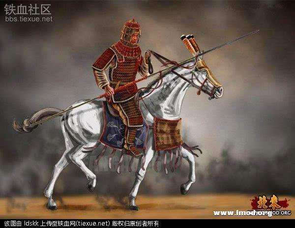 龙啸东方,中国古代军事能力的最全分析