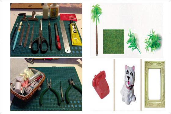 手工diy:创意diy小屋制作过程图解