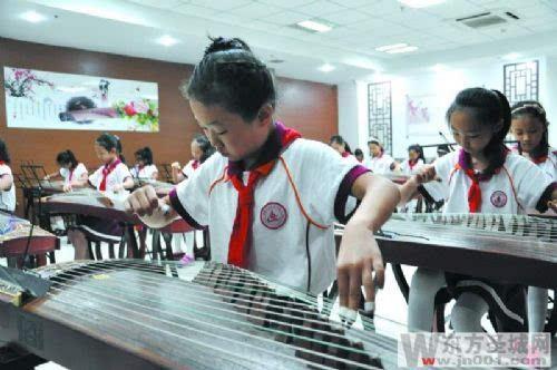 古琴手工制作儿童