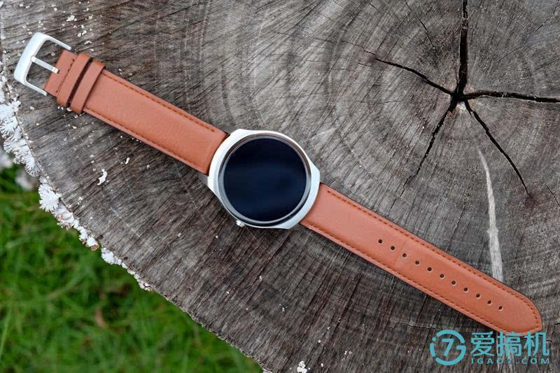 时尚简约功能齐全 ticwatch2问问智能手表体验