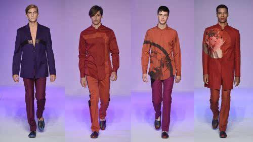 苗族服装设计设计手槁