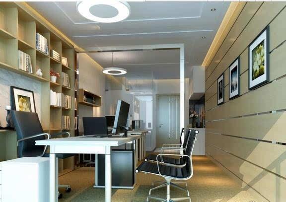 30平办公室装修设计 30平办公室装修效果图