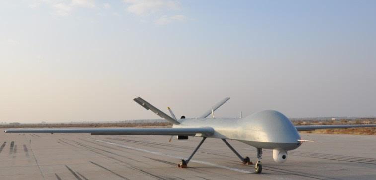 2009年6月10日-空警2000 翼龙Ⅰ成都飞机设计研究所 在2016中国航展