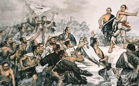 为何欧洲中世纪没有中国周期性的全国性农民大起义图片