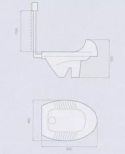 卫生间蹲便器装修注意事项 卫生间蹲厕效果图