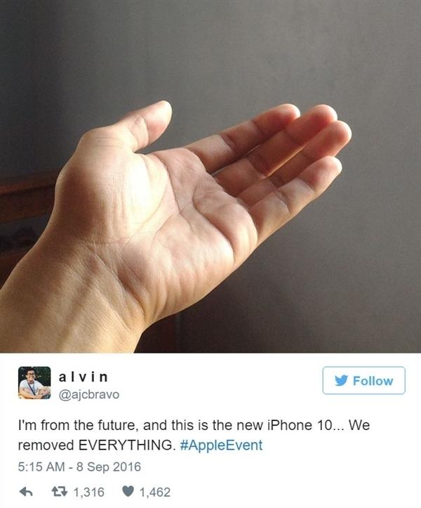 看老外如何吐槽iPhone 7和AirPods的照片 - 2