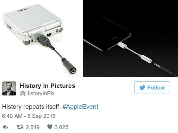 看老外如何吐槽iPhone 7和AirPods的照片 - 11