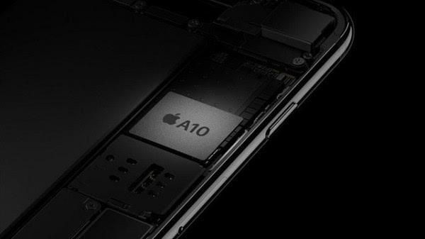 性能逆天 iPhone 7/7 Plus跑分批量出炉的照片 - 1