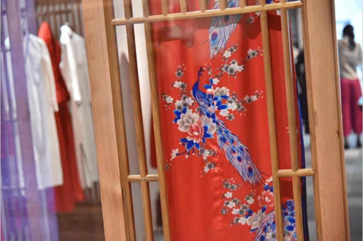 中国风吹进时尚一线,衡韵雅序打造可以穿的中国文化
