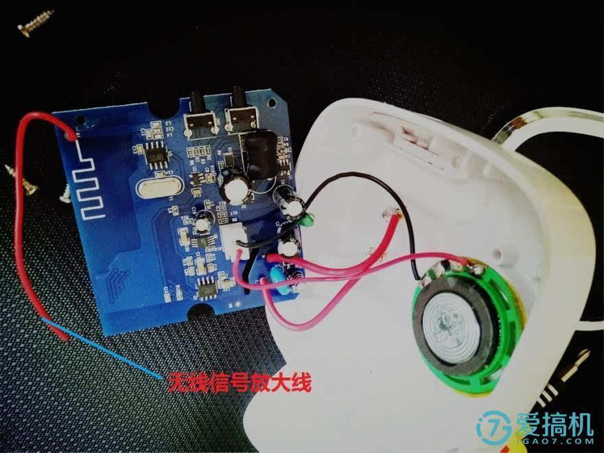 门铃的右侧边有两个按键,音乐切换键和音量调节键,官网显示这个