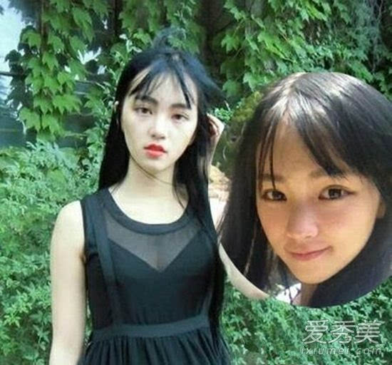 郑爽黄灿灿允儿 90后新生代女星素颜谁最丑?