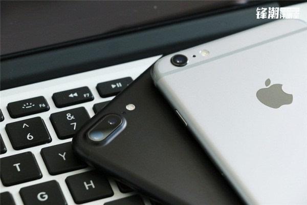 亮黑色版iPhone 7 Plus真机图赏的照片 - 5