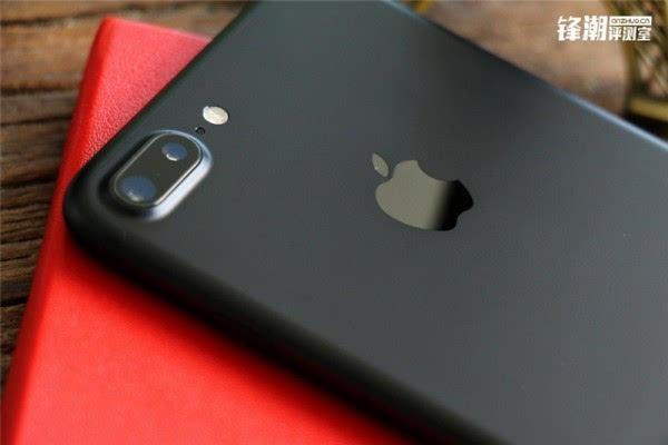 亮黑色版iPhone 7 Plus真机图赏的照片 - 6
