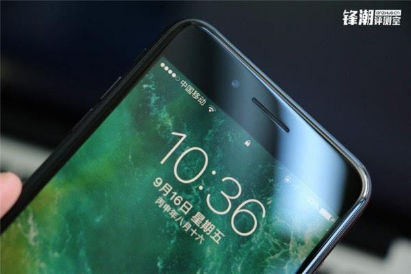 亮黑色版iPhone 7 Plus真机图赏的照片 - 21