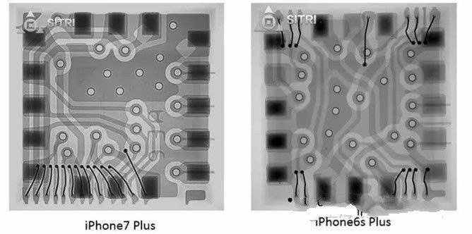 iPhone 7 Plus拆机解析报告的照片 - 21