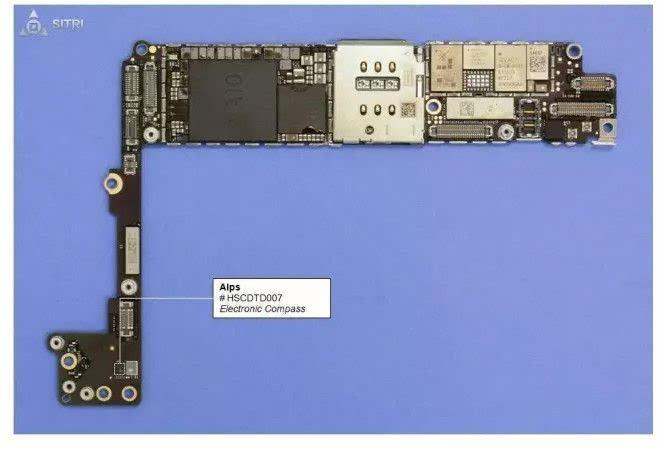 iPhone 7 Plus拆机解析报告的照片 - 28