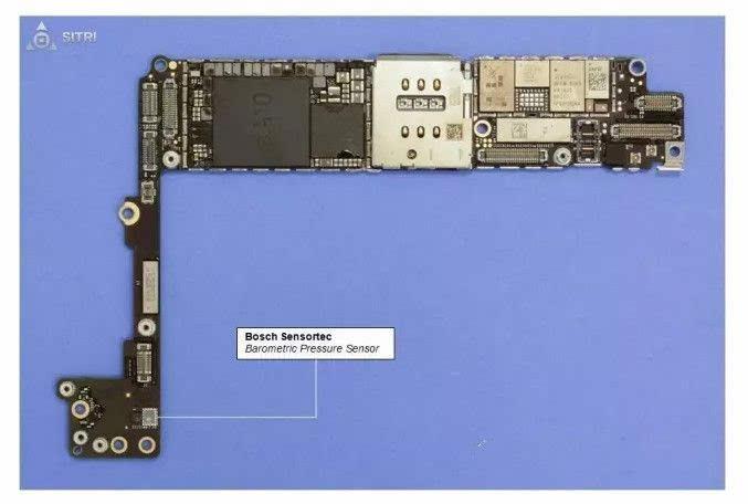 iPhone 7 Plus拆机解析报告的照片 - 45